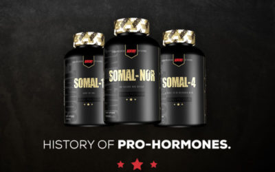 History of Pro-Hormones