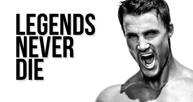 Motivation: Greg Plitt Legends Never Die