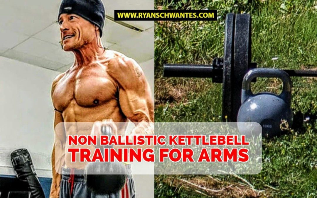 Non-Ballistic Kettlebell Training for Arms